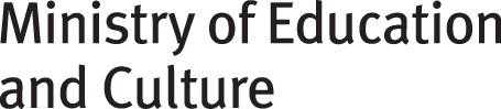 Logo of Ministry of Education and Culture